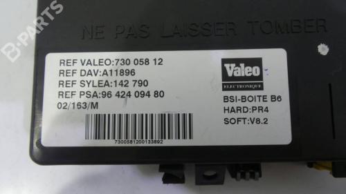 small resolution of fuse box 9642409480 citro n xsara picasso n68 2 0 hdi 5 doors