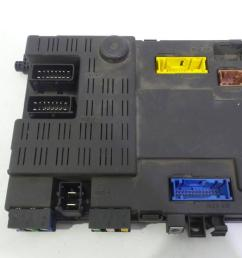 fuse box 9642409480 citro n xsara picasso n68 2 0 hdi 5 doors  [ 1536 x 864 Pixel ]