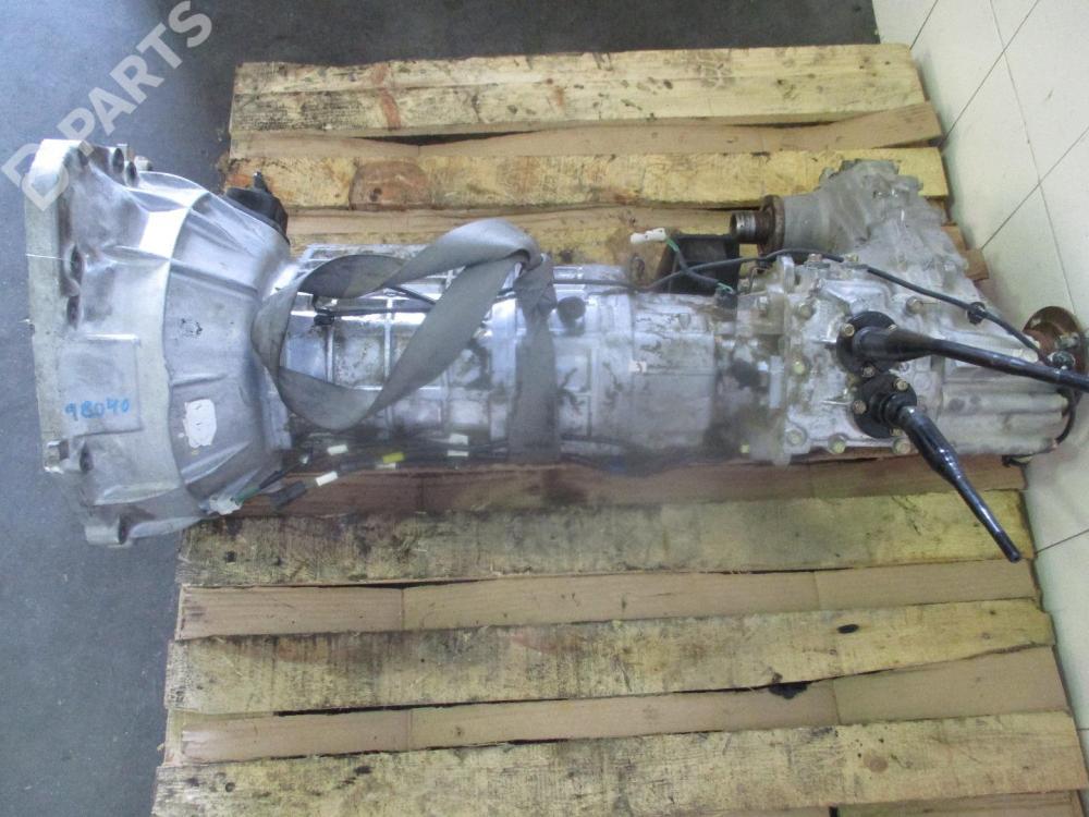 medium resolution of  manual gearbox ford ranger er eq 2 5 td 4x4 4 doors
