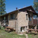Grebe Lodge form driveway_Sept/10
