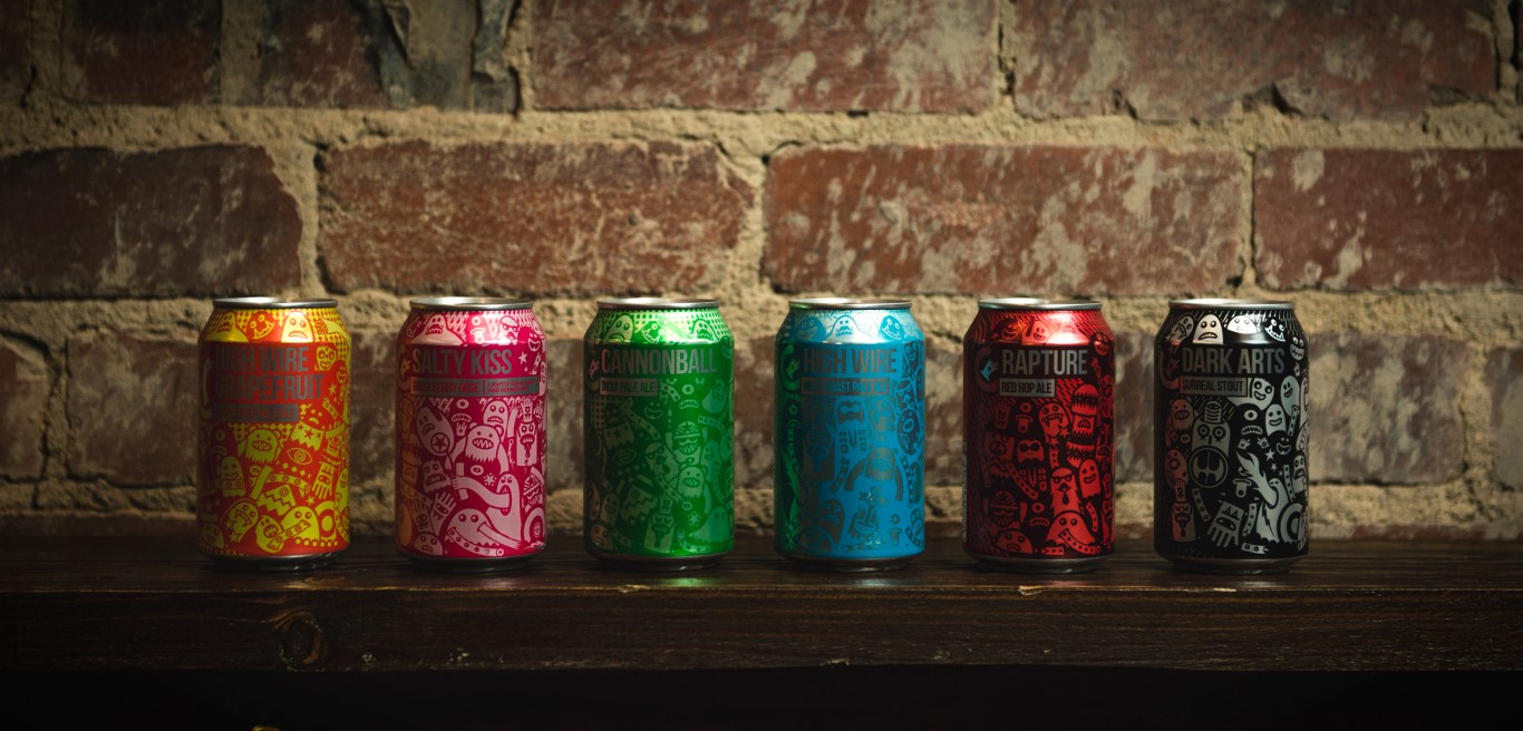 Magick Rock cans | via: Magick Rock official page | BPBW.hu
