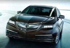 アキュラ TLX 2016 (Acura TLX)