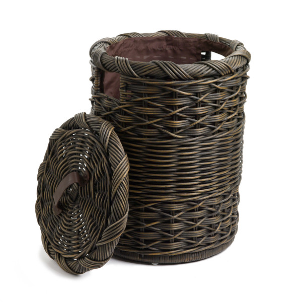 Small Wicker Hamper 14 Best Wicker Hampers In 2018 - Decorative Woven & Wicker