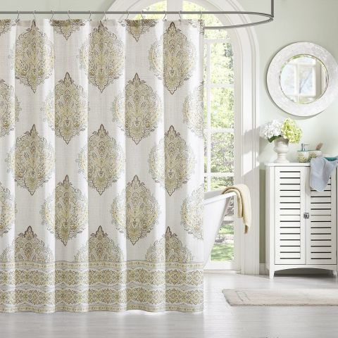 15 Best Shower Curtains In 2017 Unique Cloth & Fabric Shower