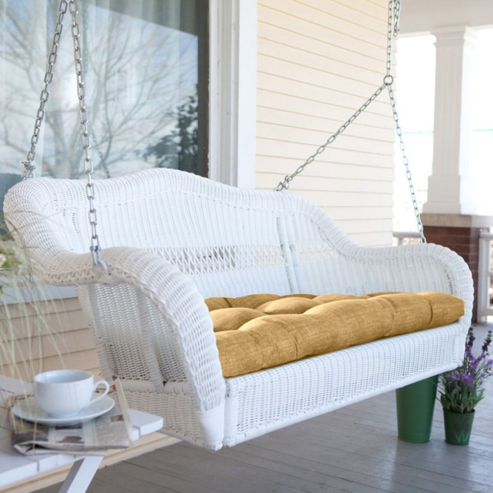 18 Modern Outdoor Wicker Furniture Ideas
