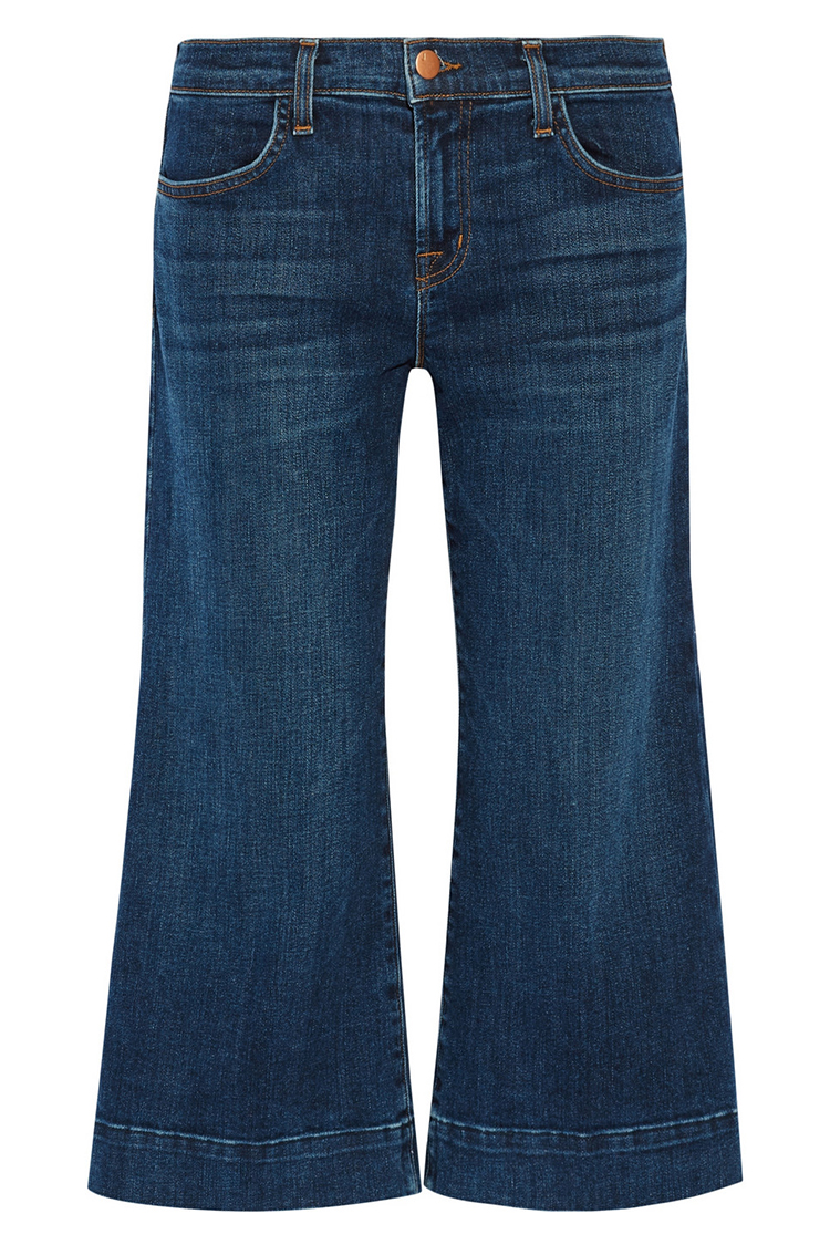 best small kitchen appliances backsplash trim ideas 12 flared and wide leg jeans of 2017 - fall denim trends