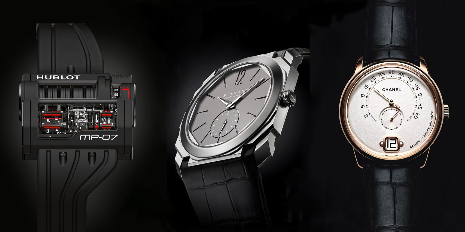 8 Best Luxury Watches From SIHH 2016 New Luxury Watches