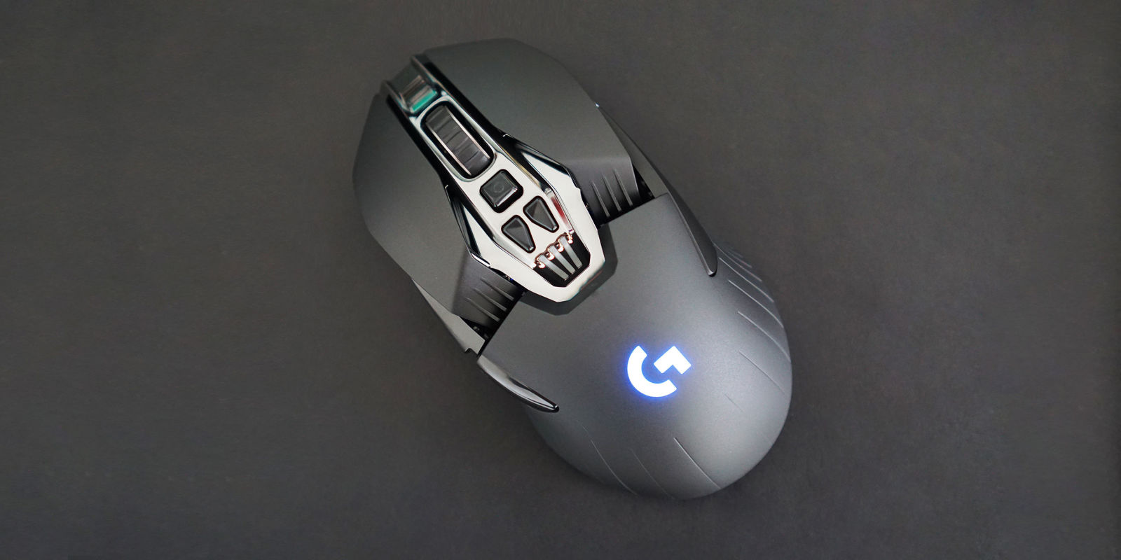 Logitech G900 Chaos Spectrum Wireless Gaming Mouse Review