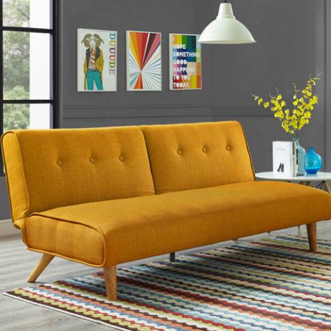 best mattress pad for sleeper sofa herringbone throw 9 futons and beds 2017 - stylish that ...