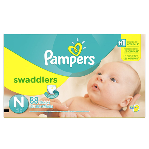 20 Best Baby Diapers of 2017 - Budget Diapers for Newborns ...