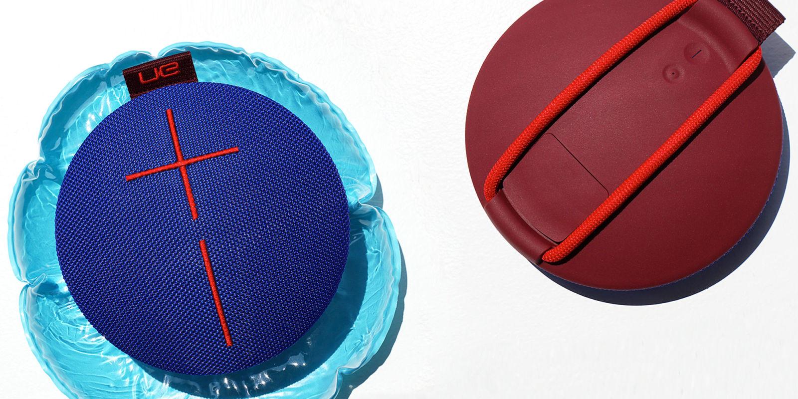 Logitechs New UE ROLL 2 Waterproof Speaker Review 2018