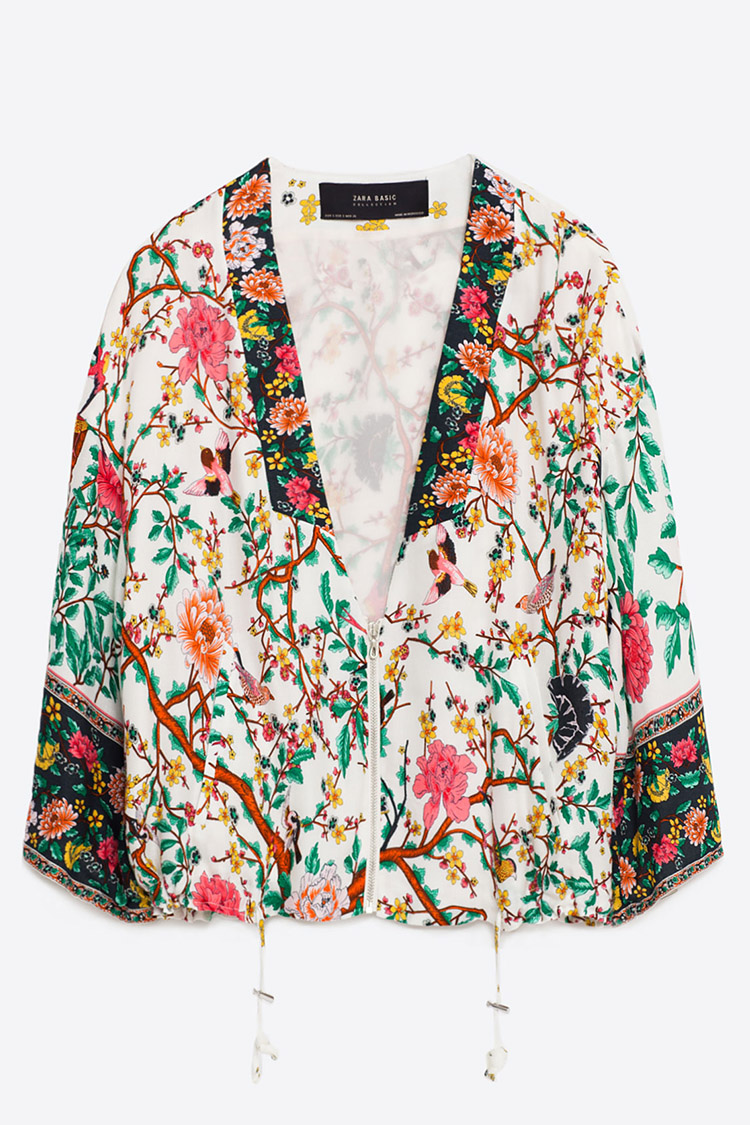 8 Best Kimono Jackets For Women 2018 Chic Kimonos And Shawls