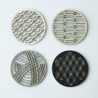 15 Best Coasters in 2018 - Decorative Drink Coasters for ...