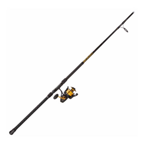 PENN Spinfisher V Surf Combo fishing pole
