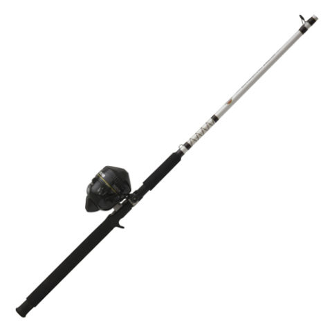 ​Zebco 808 Heavy Spincast Combo fishing pole