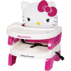 Hello Kitty High Chair Mint Green Covers 14 Best Booster Seats Of 2017 Travel For