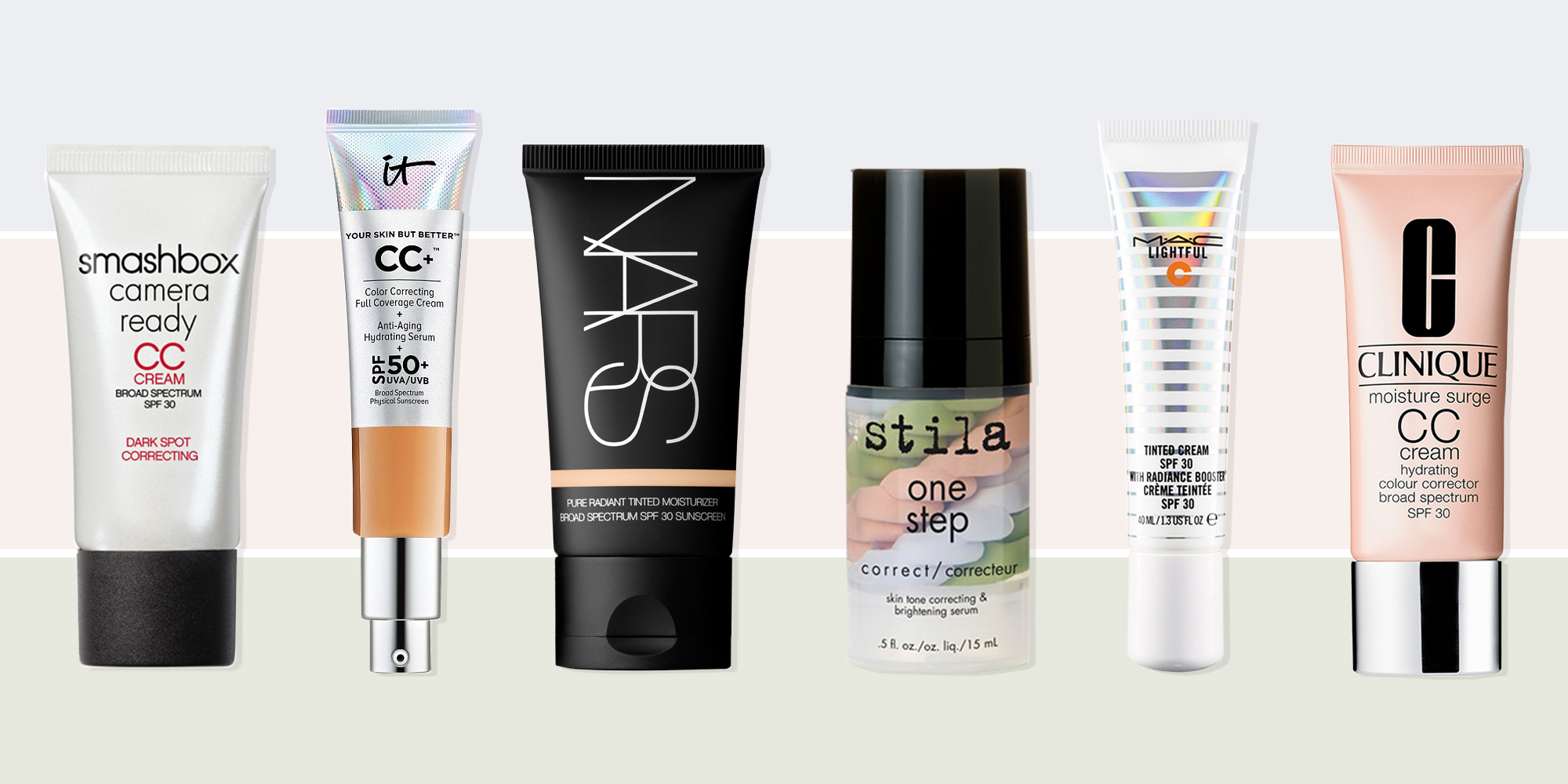 Best CC Cream in 2018 - 9 Color Correcting Creams and ...