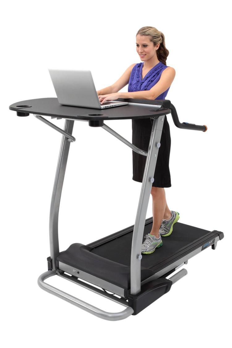 8 Best Treadmill Desks in 2017  Walking Desk Treadmills