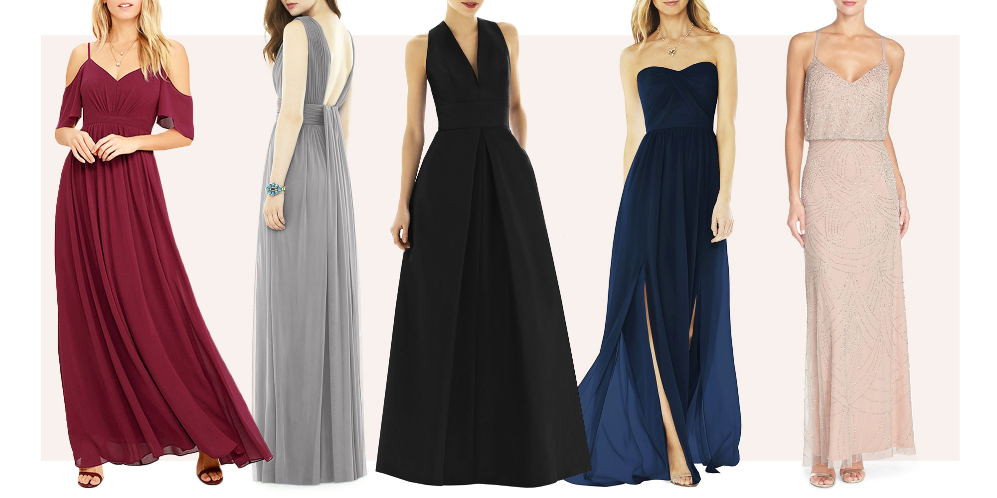 15 Best Bridesmaids Dresses for 2018