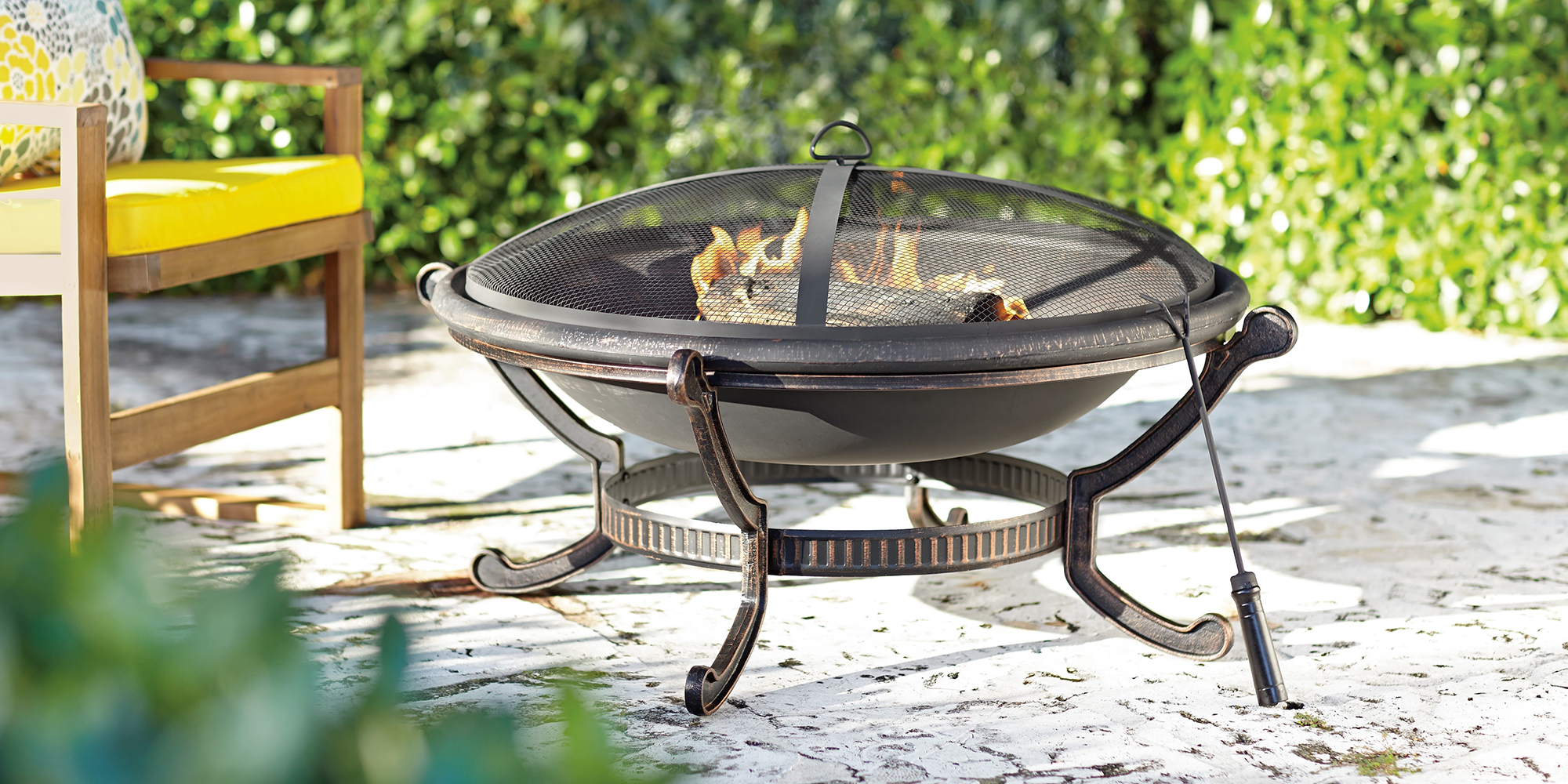 15 Best Outdoor Fire Pits for 2018  Wood Burning and