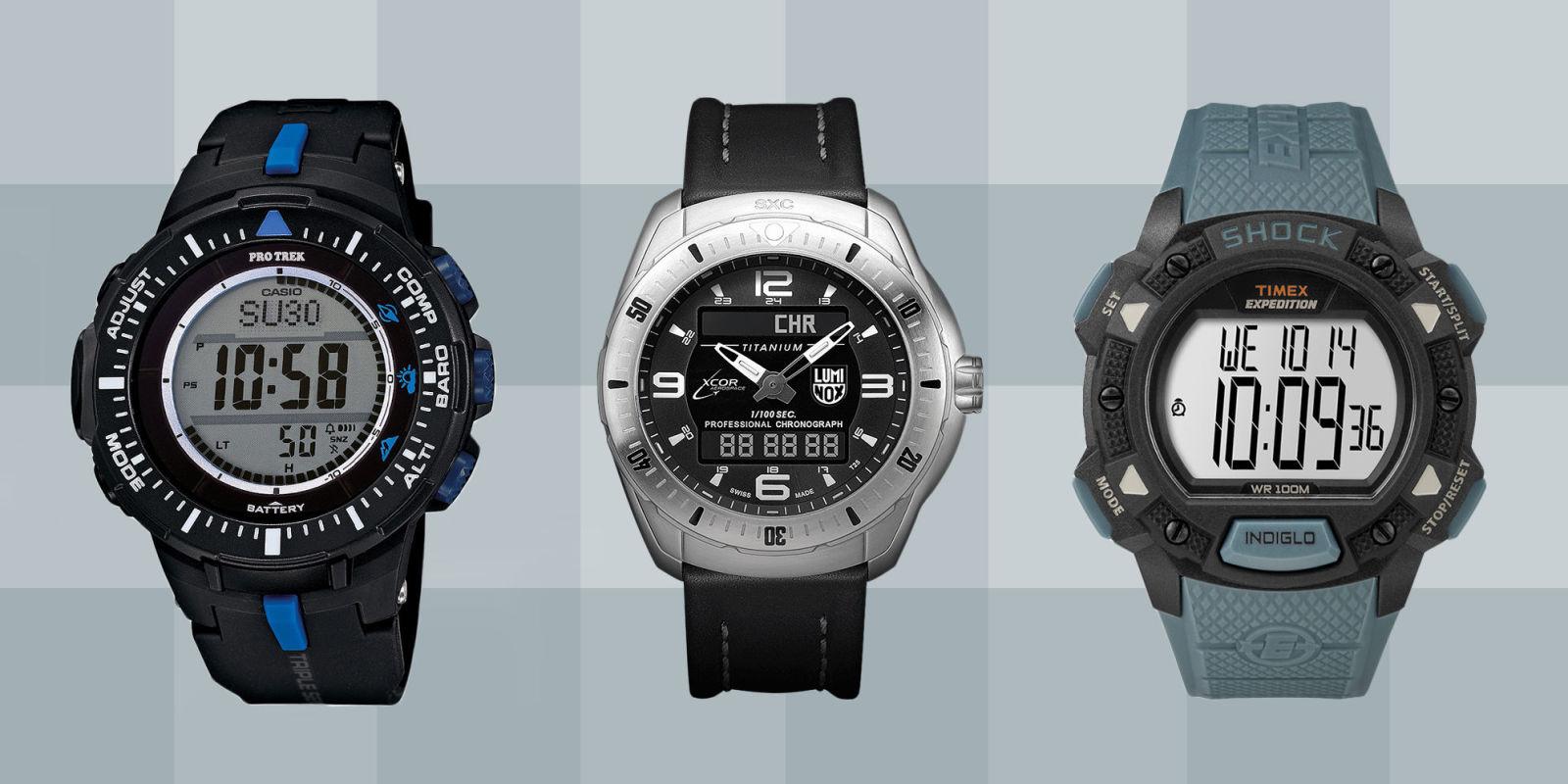 15 Best Digital Watches For Men 2018 Digital Mens Wrist