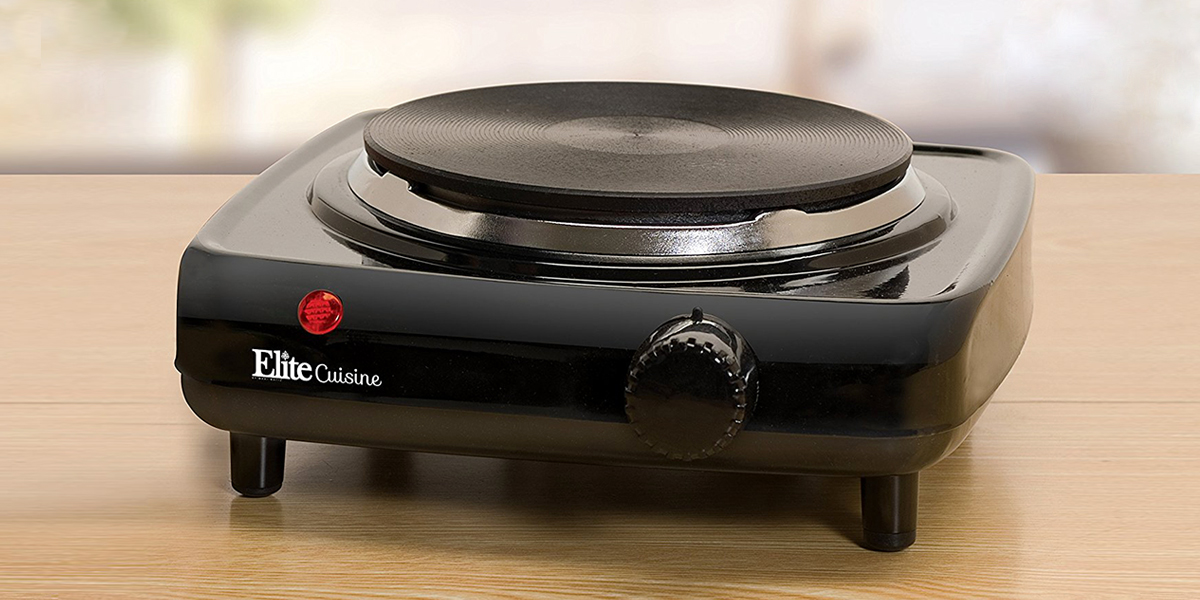 8 Best Electric Burners In 2018 Hot Plates And Small