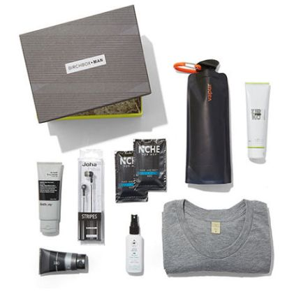 from $20 per monthBUY NOW Birchbox Man's subscription box is the perfect way for Dad to test out all the best products.Added bonus: With all of their samples, they send over a full-sized lifestyle product that's seasonally appropriate, too. More:13 Subscription Boxes for Every Man's Essentials