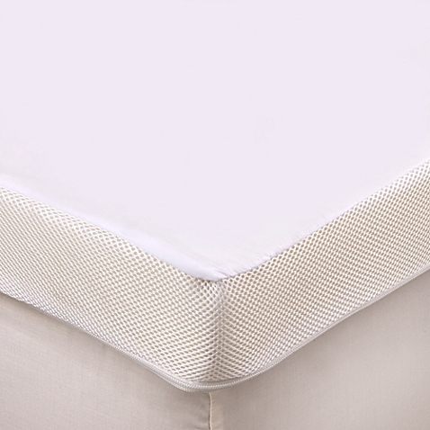 Theic 3 Inch Memory Foam Mattress Topper