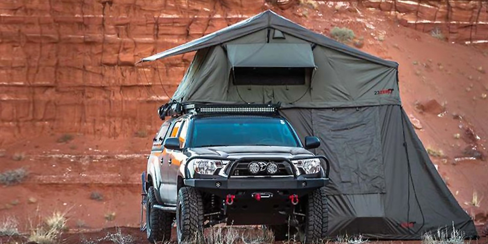 9 Best Roof Top Tents in 2018