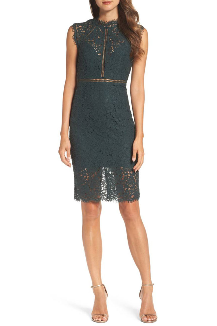 10 Best Lace Dresses For Spring 2018 Short And Long Lace
