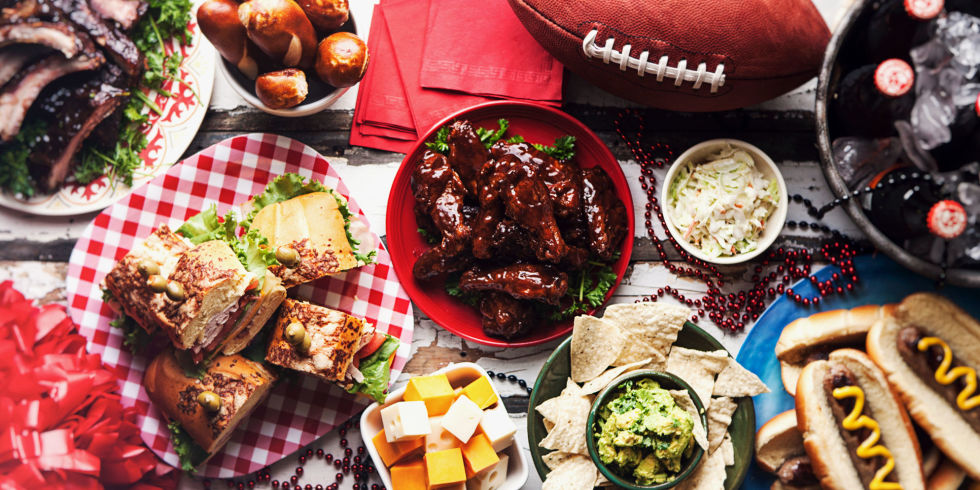Image result for super bowl party