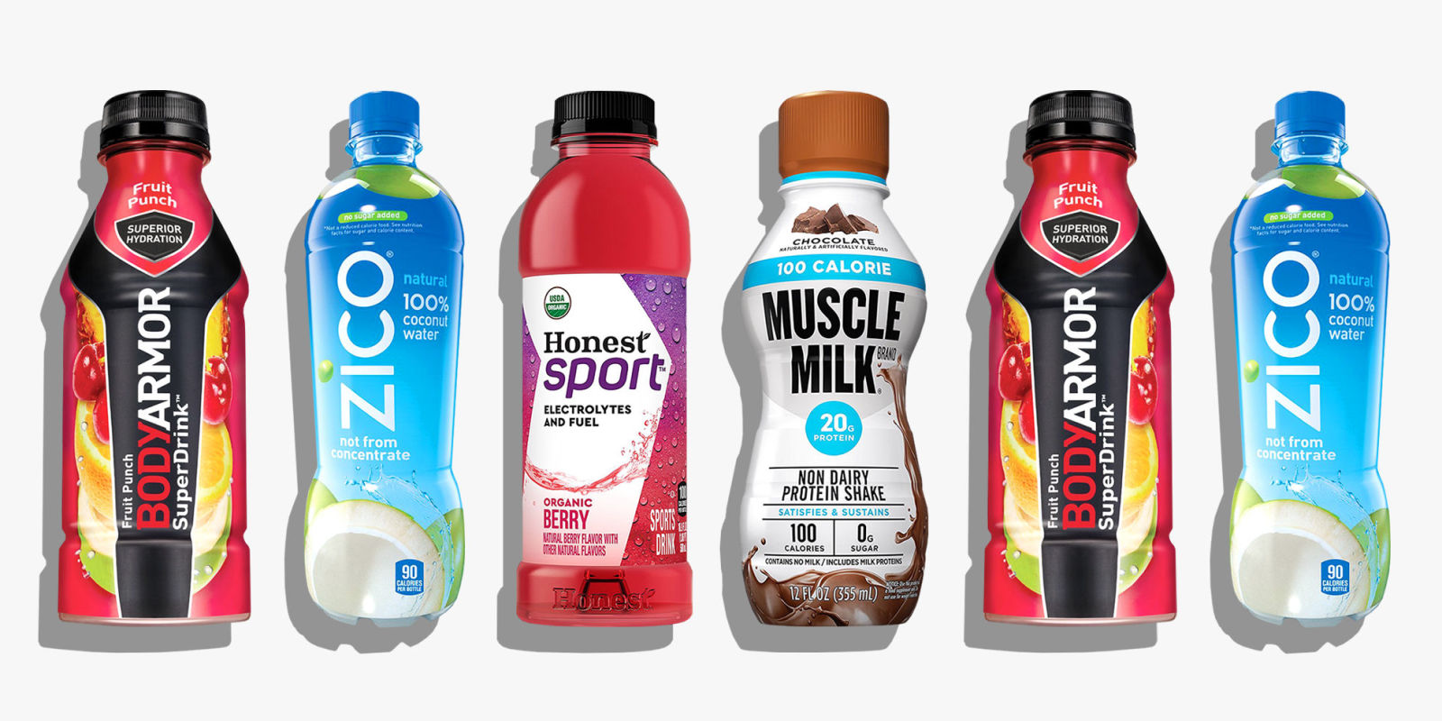 13 Best Sports Drinks of 2018 - Healthy Sports Drinks and ...