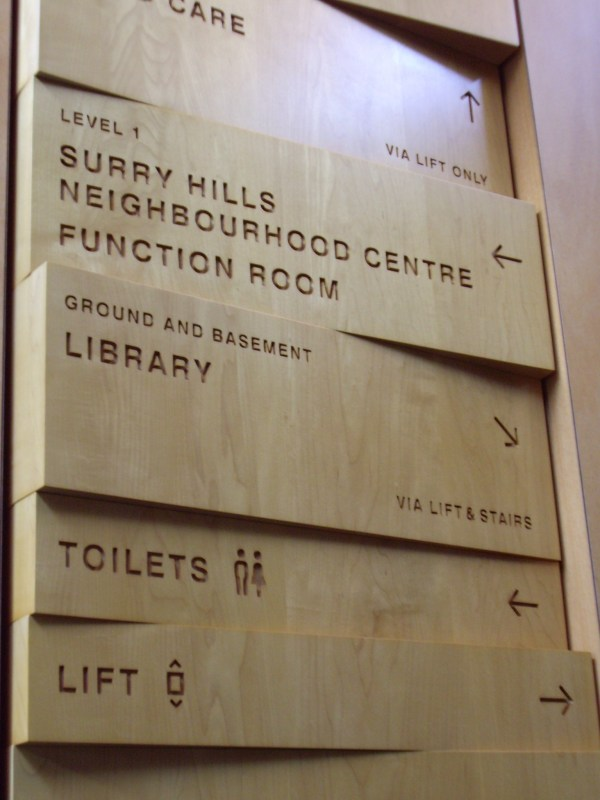 Sign Design And Specification Sydney Signs Bpconcepts