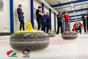 Kamaraerdei Curling Club Budapest