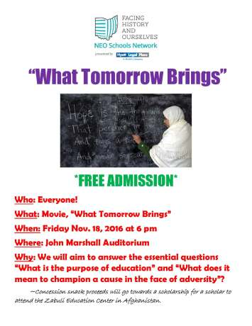 fhao-what-tomorrow-brings-community-flyer