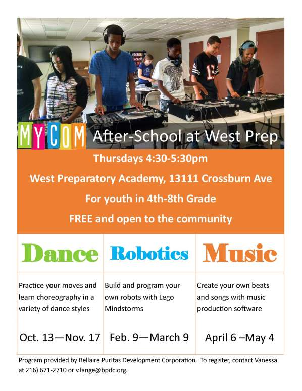 west-prep-afterschool-flyer