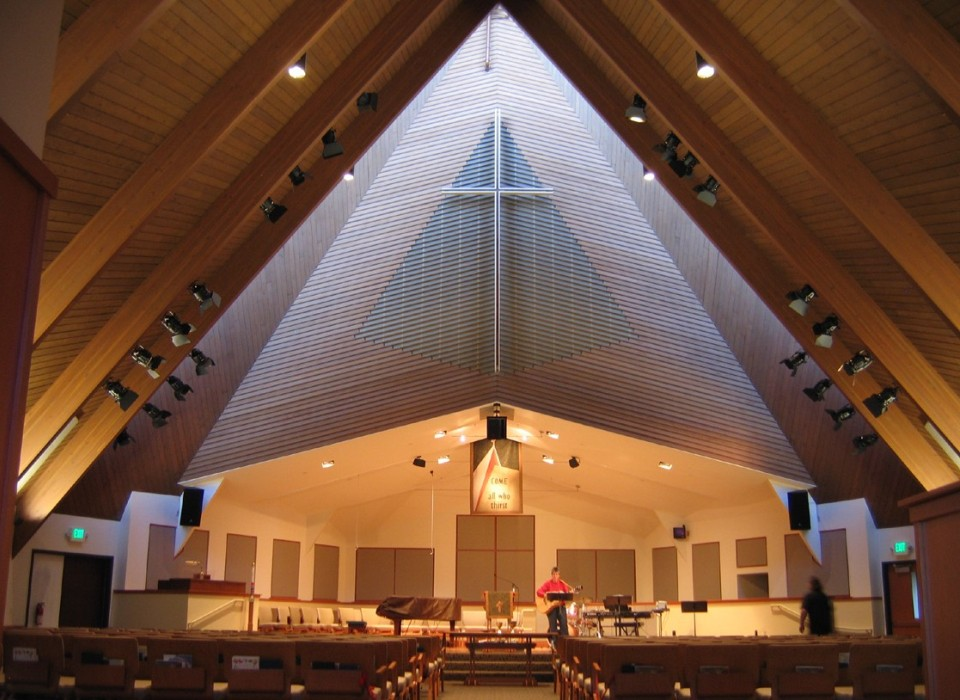 Newport Presbyterian  BPH Architects