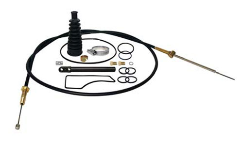 Shift Cable Kit for Mercruiser Bravo 1 2 3 Outdrive