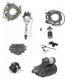 Electrical System Parts for Chris Craft Inboards