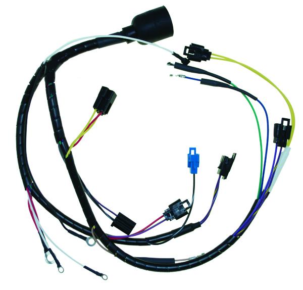 evinrude wire harness