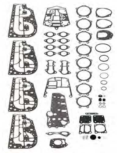 Head Gaskets and Powerhead Gaskets : Marine Engine Parts