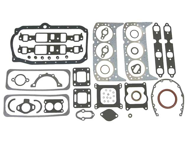 Gasket Set Overhaul for GM Mercruiser 262 4.3L V6 27