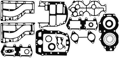 Gasket Set Powerhead for Yamaha 2 Cylinder 40 HP 6R6-W0001