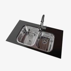 Black Kitchen Sinks Dark Floors 黑色厨房素材 免费下载 黑色厨房图片大全png 90设计网 黑色厨房不锈钢水槽