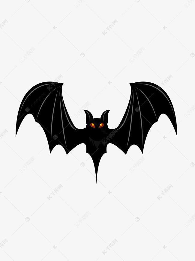 萬圣節蝙蝠商用素材圖片免費下載-千庫網