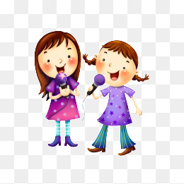 【小孩唱歌素材】免費下載_小孩唱歌圖片大全_千庫網png