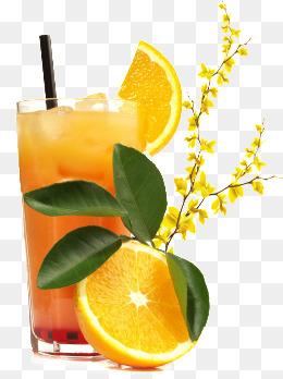 【橙汁汽水素材】免費下載_橙汁汽水圖片大全_千庫網png