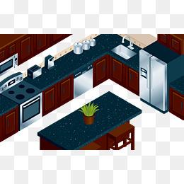 kitchen tabletops makeovers ideas 厨房桌面素材 免费下载 厨房桌面图片大全 千库网png 家居厨房