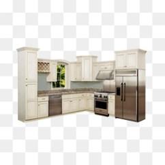 White Kitchen Cabinets Sink Types 白色厨柜素材 免费下载 白色厨柜图片大全 千库网png 欧式简约厨柜