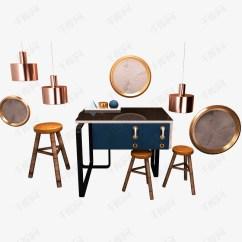 Kitchen Desk Chair Step 2 Play Kitchens C4d电商元素厨房桌椅素材图片免费下载 高清psd 千库网 图片编号11256727 C4d电商元素厨房桌椅